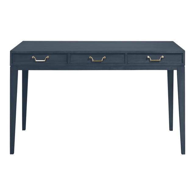 Casa Cosima Living Tilda Desk - Hale Navy For Sale