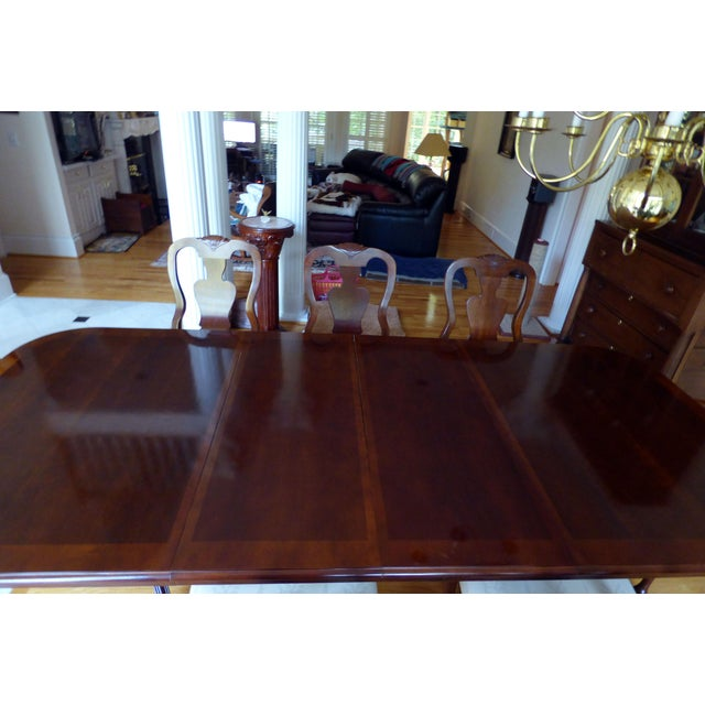 Queen Anne Dining Room Set - Image 6 of 7