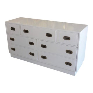 Lacquered Campaign Dresser