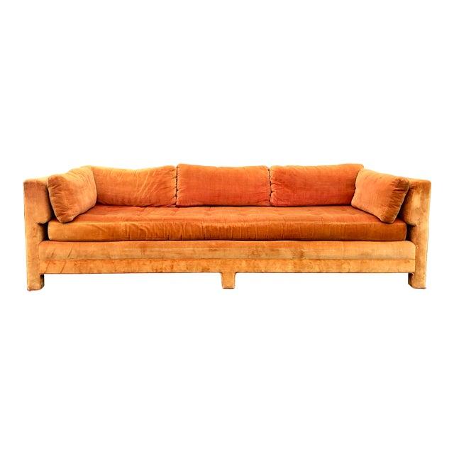 Vintage Mid Century Erwin Lambeth Sofa For Sale