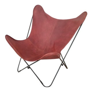 21st Century Modernist Butterfly Chair For Sale