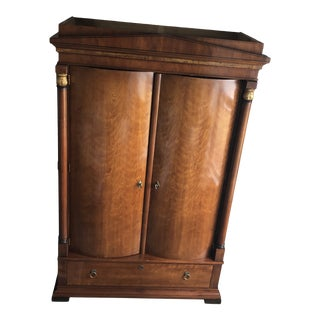 Late 20th Century Henredon Armoire For Sale
