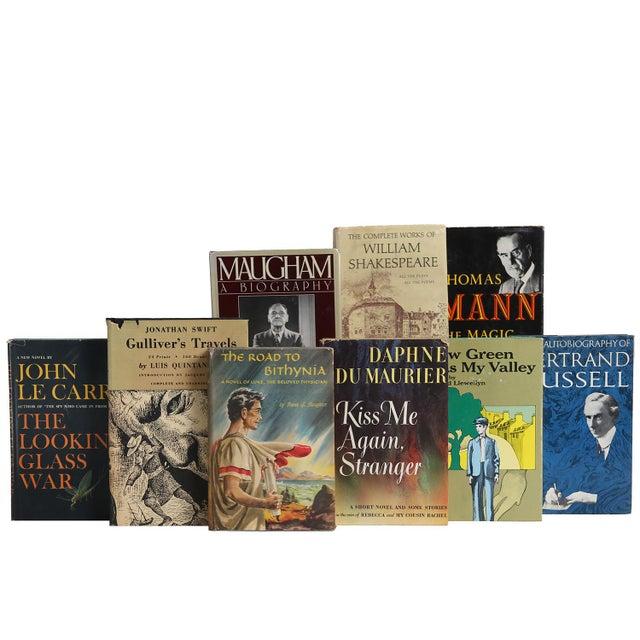 Romantic Dustjacket Novels, S/20. Twenty midcentury-era books featuring period novels each housed in original romantic...