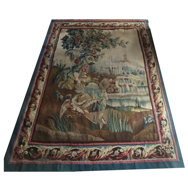Early 19th Century Antique Tapestry - Image 1 of 7