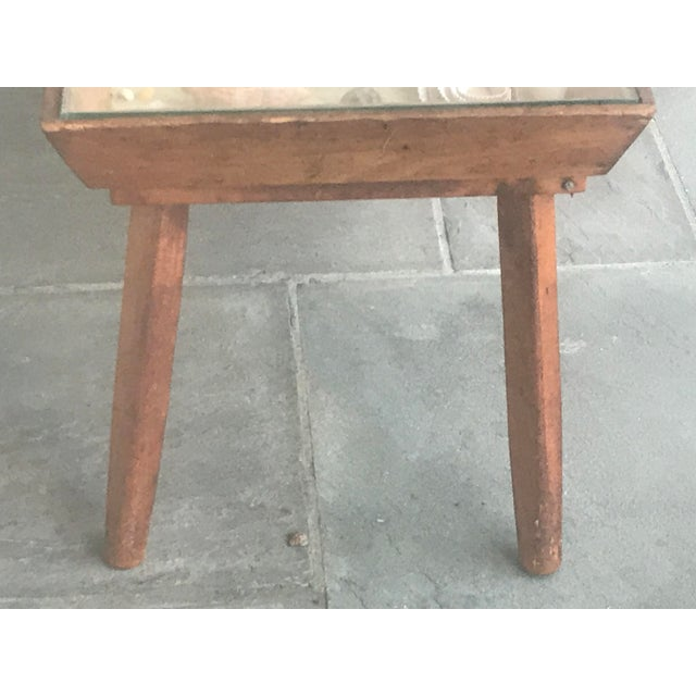 20th Century Americana Beachcomber Pine Coffee Table For Sale In New York - Image 6 of 13
