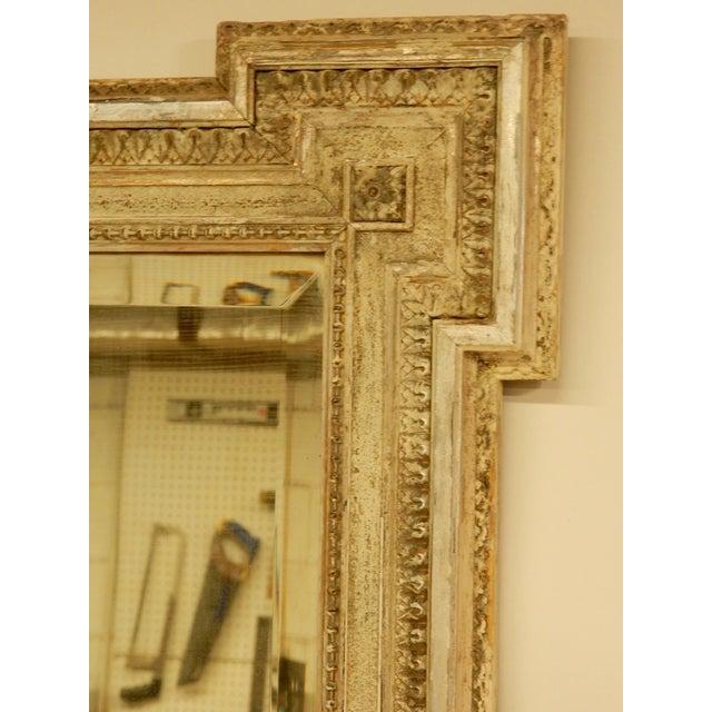 Louis XVI 19th C Louis XVI Mirror For Sale - Image 3 of 8