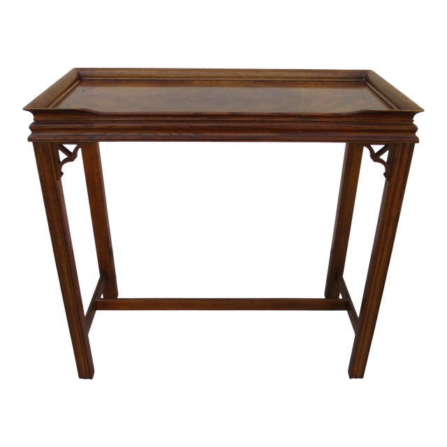 Chippendale Style Console Table For Sale