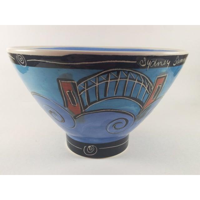 Australian Art Pottery Bowl, Made in Sydney - Image 3 of 6