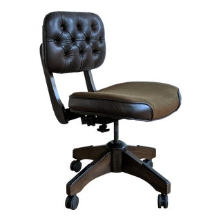 Vintage Swivel Task Chair For Sale