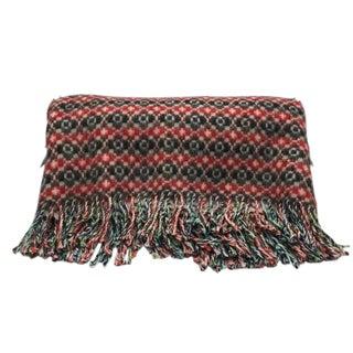Vintage Hand-Made Welsh Blanket