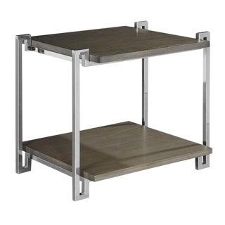 Modern Woodbridge Furniture Kingston Lamp Table For Sale