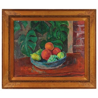 Still Life with Fruit For Sale
