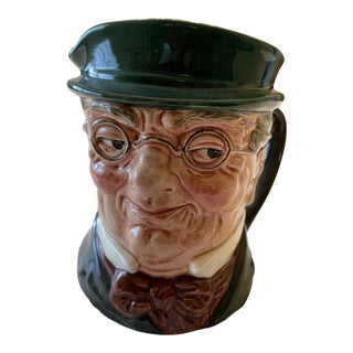 Vintage Royal Doulton Mr. Pickwick Toby Jug For Sale