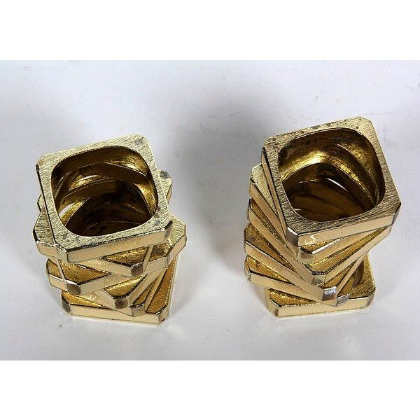 Bucklers 5th Ave Napkin Rings- Set of 12 For Sale - Image 4 of 7