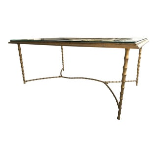 Maison Bagues Bronze Coffee Table