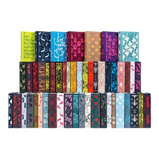 Penguin Classics Book Collection - Set of 50 For Sale