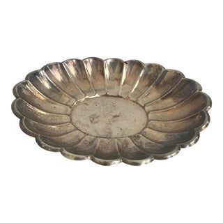 Silver Plate Dish - Vintage