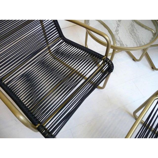 Aluminum Brown Jordan Patio Set - Set of 4 For Sale - Image 7 of 7