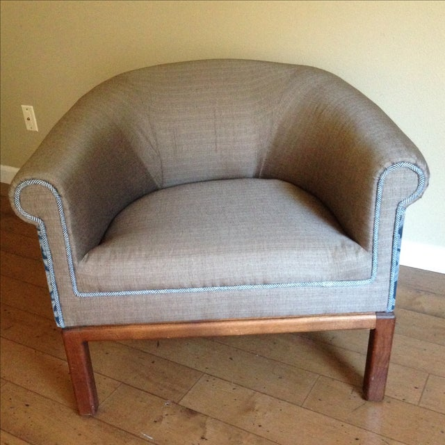 Metropolitan Furniture Company Club Chair - Image 2 of 7