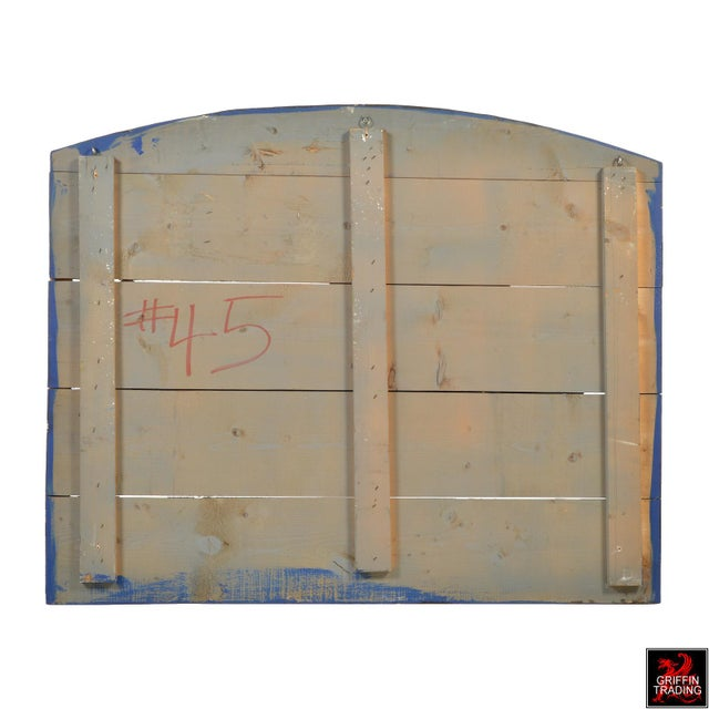 East Bay Fish Packing Company Trade Sign For Sale - Image 10 of 11
