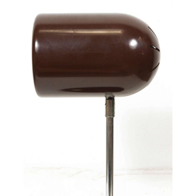 Metal Modern Table Lamp Joe Colombo For Sale - Image 7 of 10