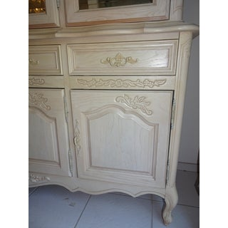 Vintage Stanley Furniture China Cabinet Preview