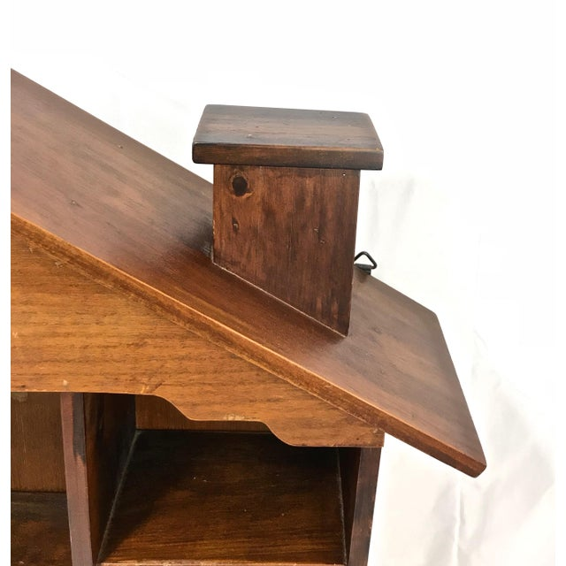Child's House Bookcase For Sale - Image 9 of 13