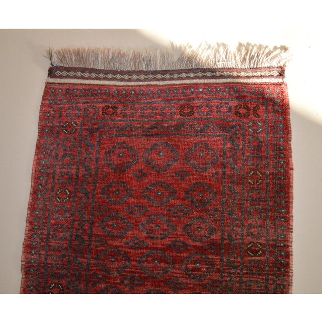 "Vintage Persian Runner- 2'5"" x 7'11"" - Image 5 of 7"