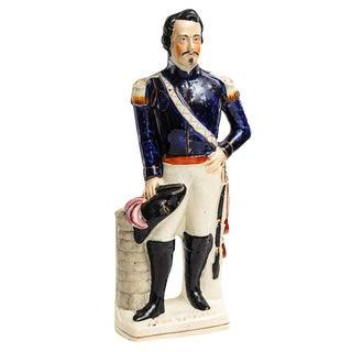Antique Staffordshire Napoleon For Sale