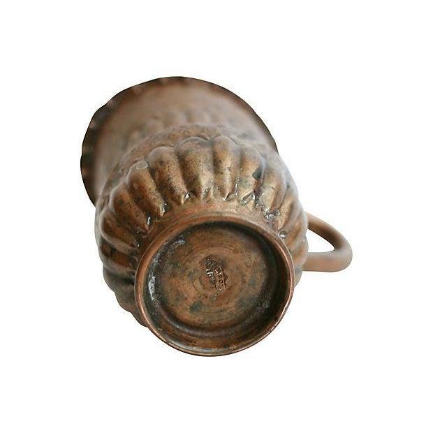 Egyptian Copper Vase - Image 4 of 5