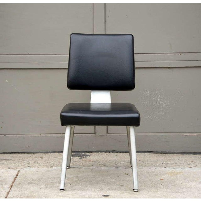 1960s Pair of Vintage Gf GoodForm Aluminum Task Chairs For Sale - Image 5 of 10