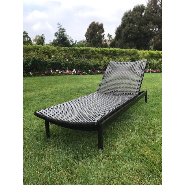McGuire Antalya Chaise Lounges-a Pair For Sale - Image 9 of 13