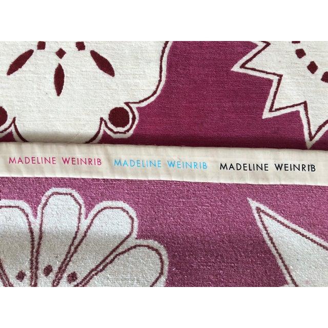 "Madeline Weinrib Hand-Knotted Tibetan Wool ""Medina"" Rug For Sale - Image 5 of 6"