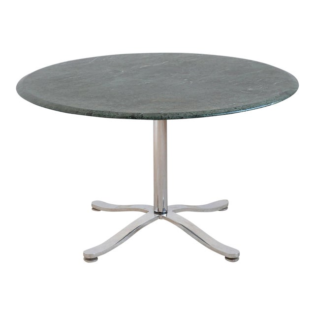 Nicos Zographos Table with Marble Top - Image 1 of 8