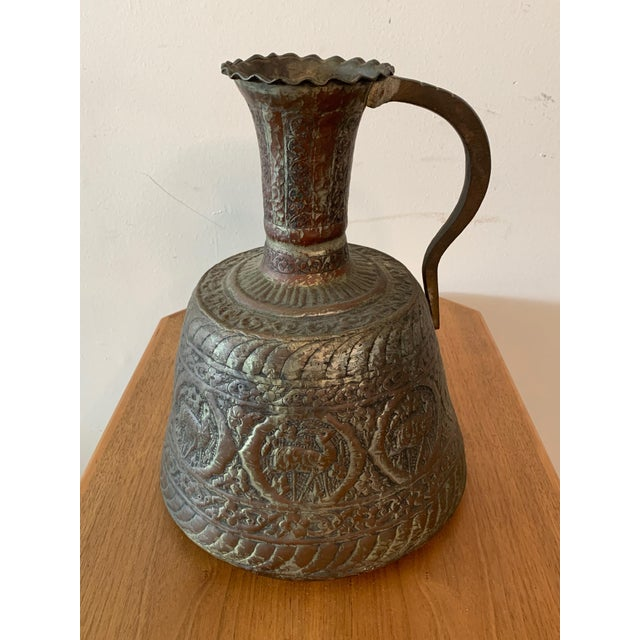 Late 18th Century Antique Turkish Water Jugs - a Pair For Sale - Image 5 of 12