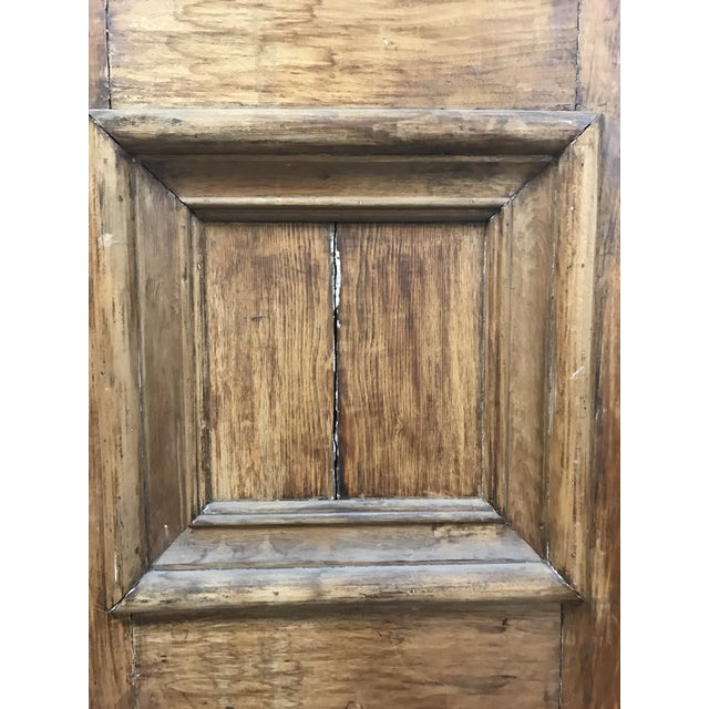 1880s Monumental Italian Renaissance Architectural Salvage Church Doors - a Pair For Sale - Image 4 of 13