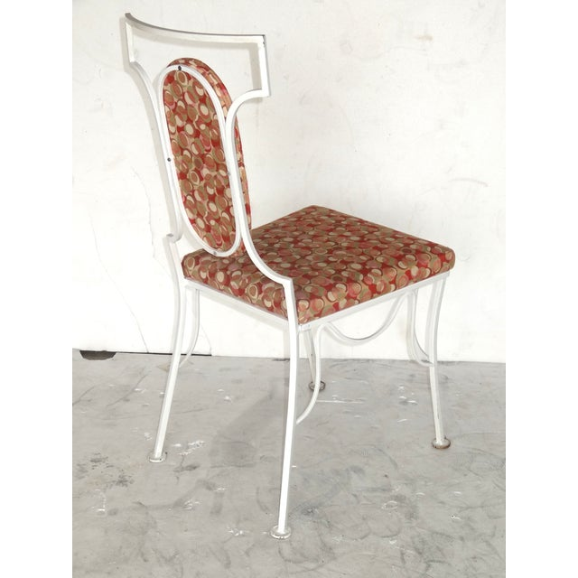 Mid-Century Modern Metal Chairs - Set of 4 - Image 8 of 8