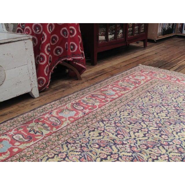 Islamic Fantastic Kayseri Carpet For Sale - Image 3 of 7
