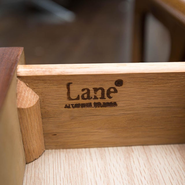 Lane Perception Coffee Table in Walnut - Image 6 of 11