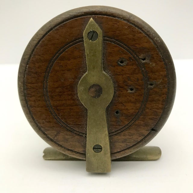 19th Century English Fishing Reel For Sale - Image 4 of 5