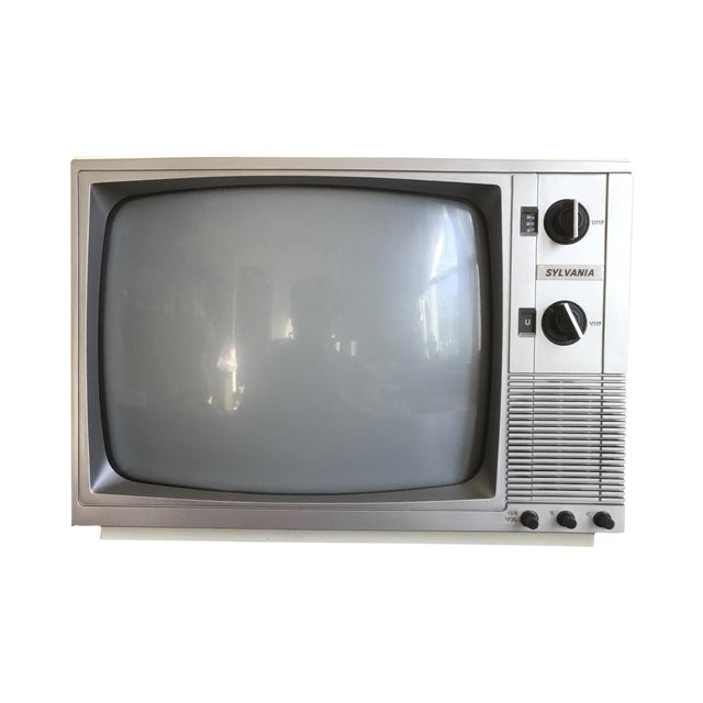 1985 Sylvania Television - Image 1 of 11