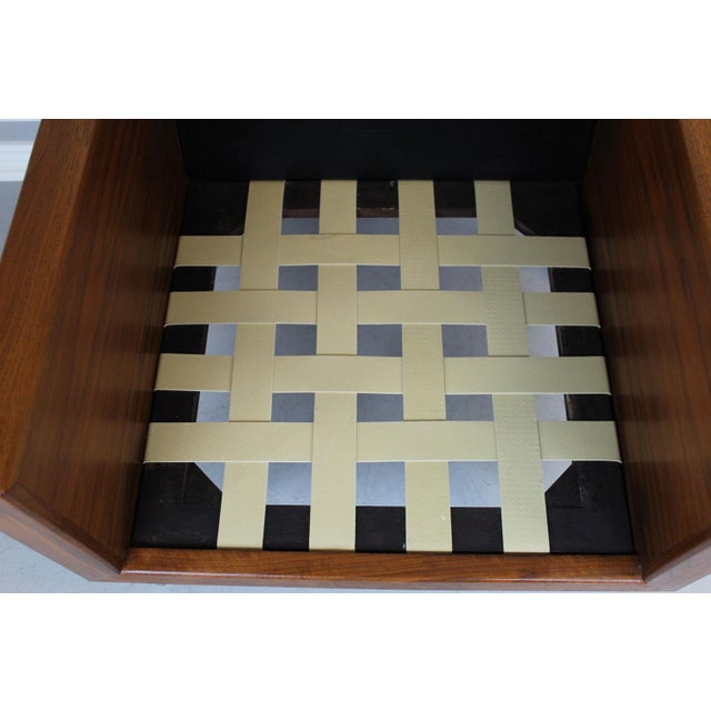 """Harvey Probber Architectural Series """"Cube"""" Chair For Sale - Image 9 of 9"""