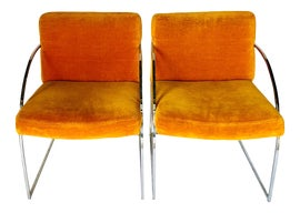 Image of Orange Office Chairs