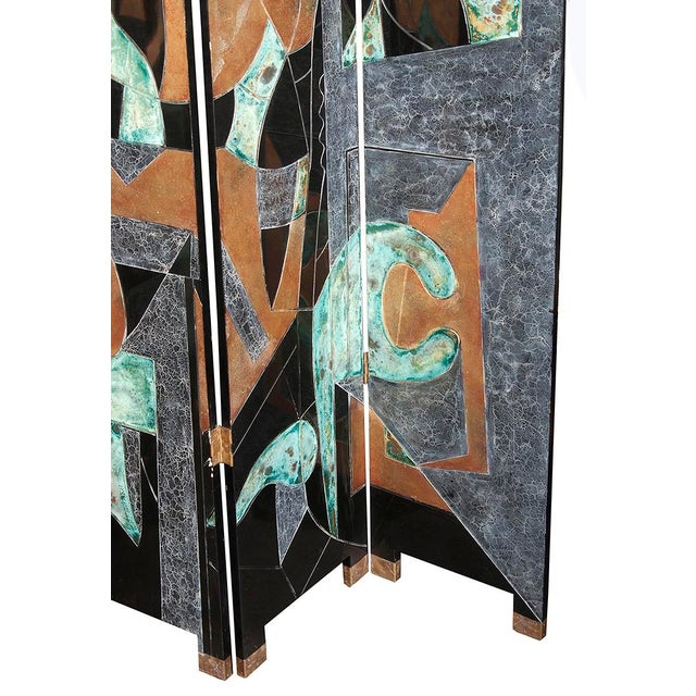 Mid-Century Modern Mid-Century Screen For Sale - Image 3 of 4