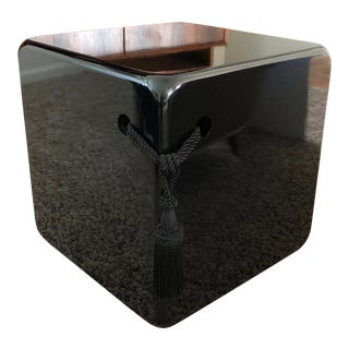 Mirak Collection Cube Stool/ Table For Sale
