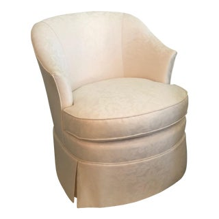 Traditional Dorothy Draper for Kindel Furniture Lily Chair For Sale