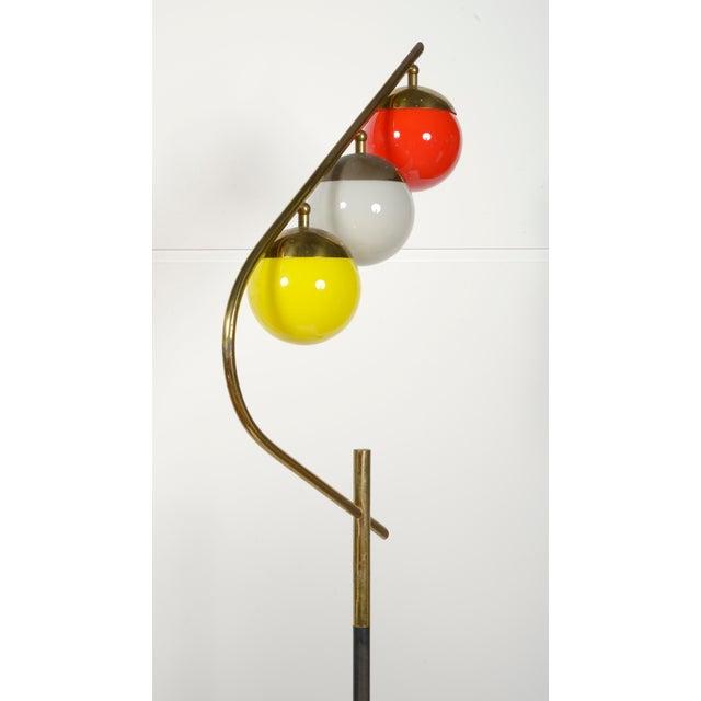 1960s Italian Floor Lamp For Sale - Image 4 of 8