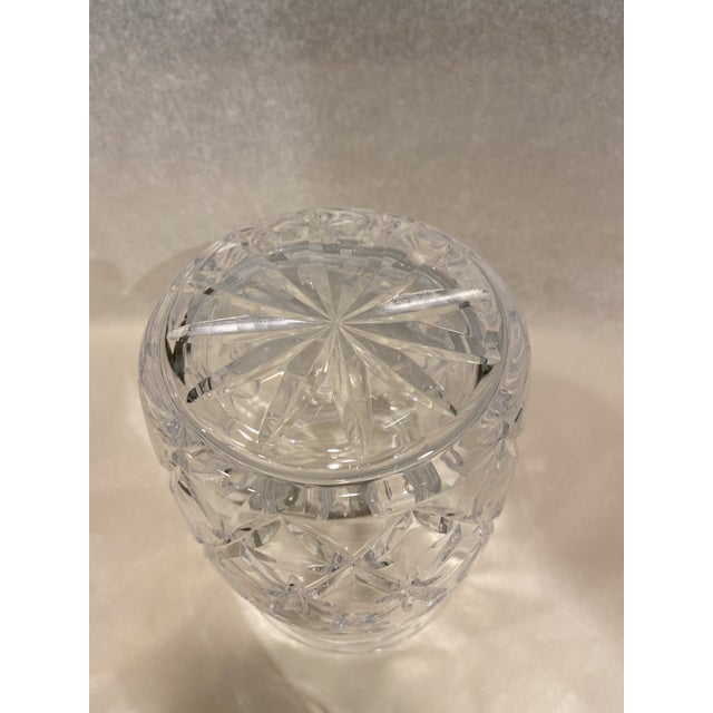 1990s 1990s Tiffany & Co. Glass Jar With Lid For Sale - Image 5 of 6