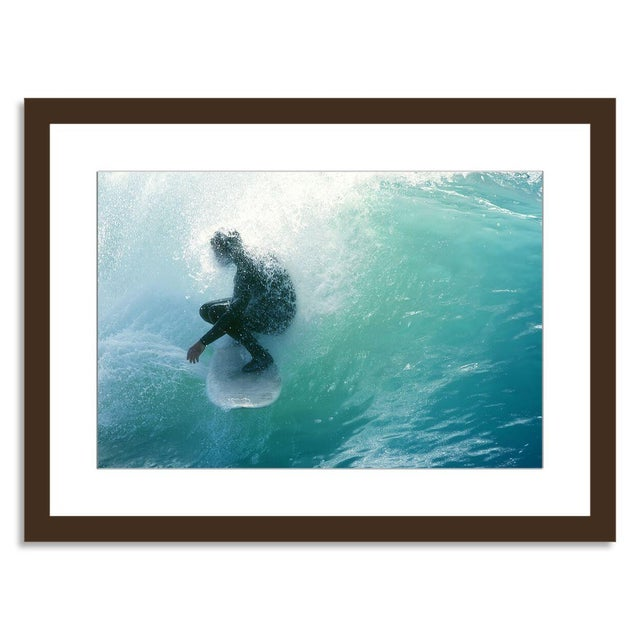 """The Art of Surfing,"" Photo by John K. Goodman - Image 1 of 2"
