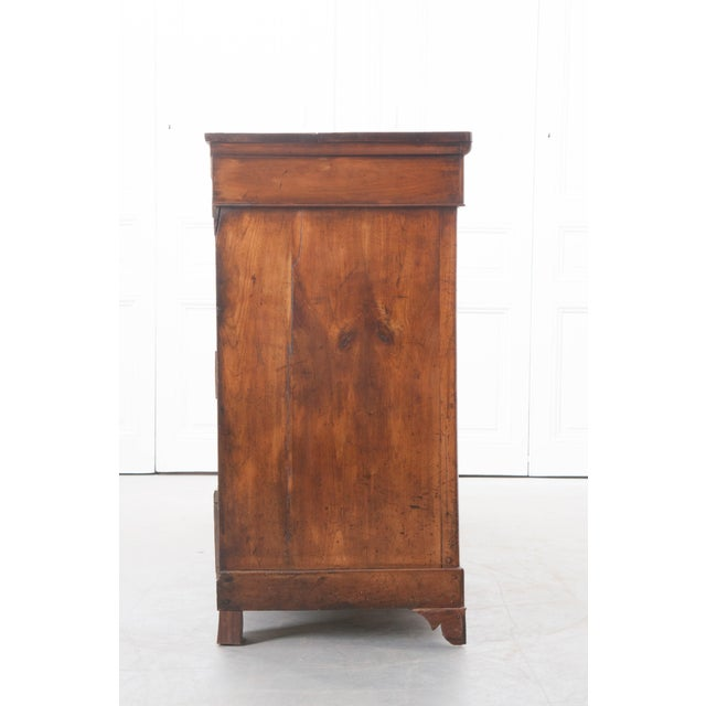 French Late 19th Century Walnut Louis Philippe Enfilade - Image 8 of 10